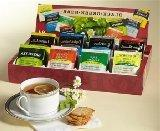 Bigelow Company - 8 Assorted - BX Tea pack eight tea bags each of Comment, Teatime, Lift, Medley, Cozy Chamomile and individually