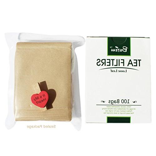 Disposable Drawstring Loose Leaf Tea 100% and Free