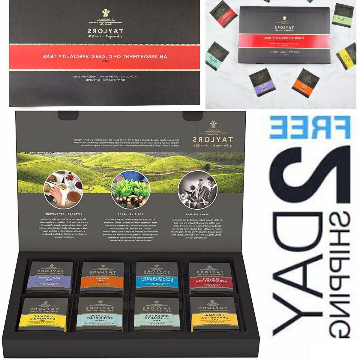 Healthy Herbal Beverage 48-Count Assorted Variety Pack Tea B