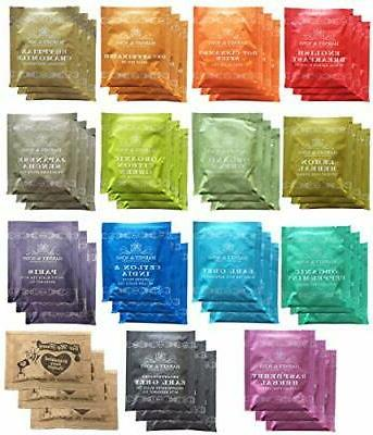 Harney Tea Sampler 42 Count Packs Great for Birthday, Hostess and Gifts