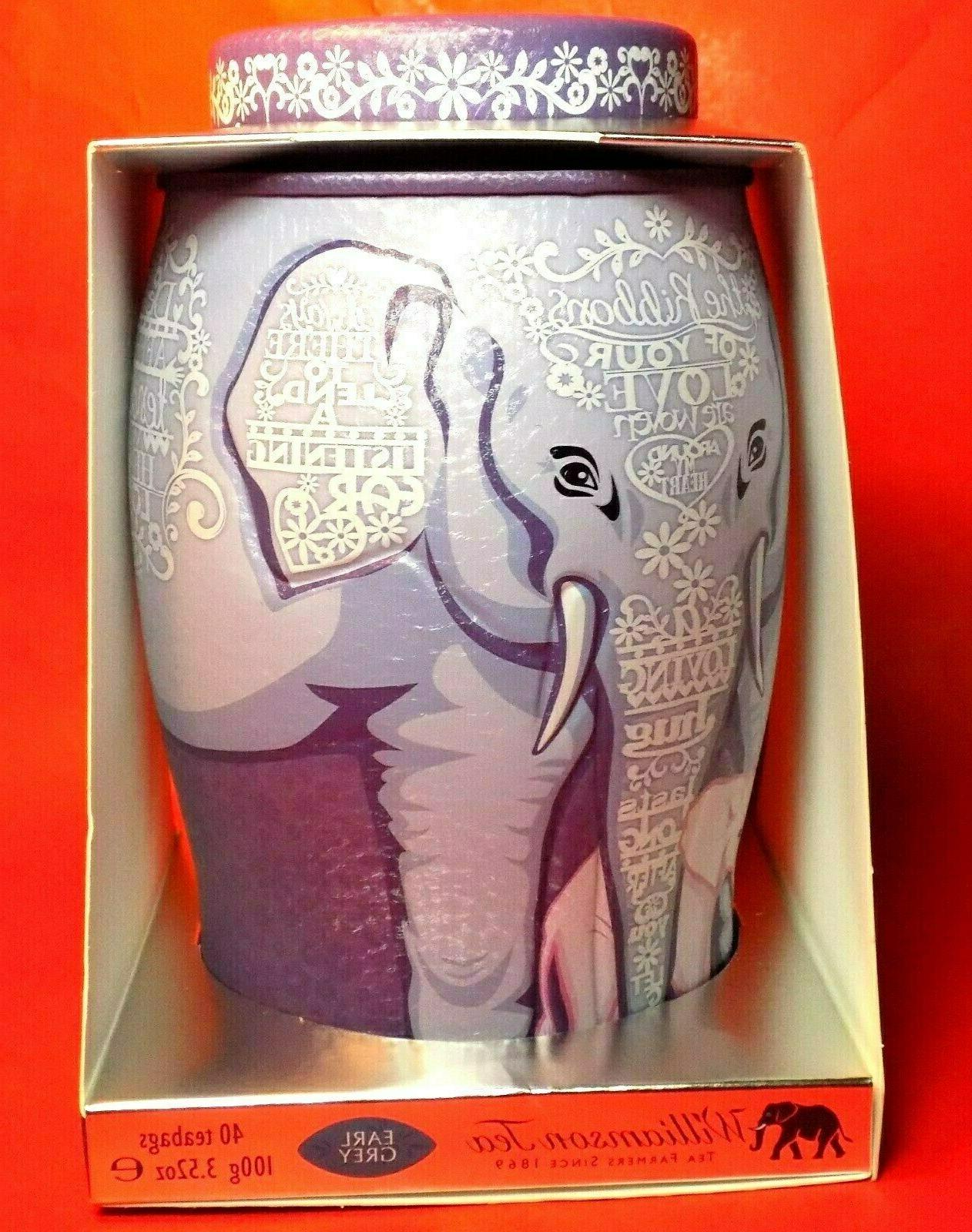 Williamson Elephant Canister 40 Earl bags