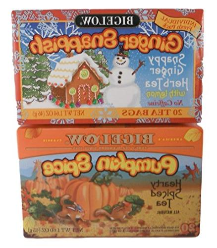 fall flavors two items one