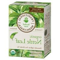 TRADITIONAL MEDICINALS HERB TEA,OG2,NETTLE LEAF, 16 BAG