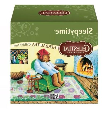 herbal tea sleepytime 40 count pack of