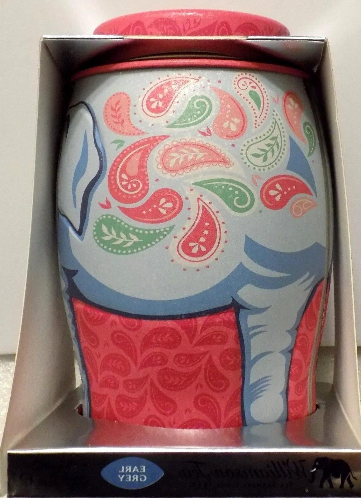 New Williamson Elephant Canister bags