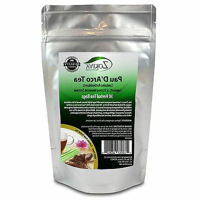 pau d arco tea 100 percent pure