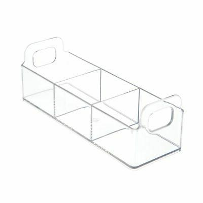 mDesign Bag Organizer Storage Caddy Holder