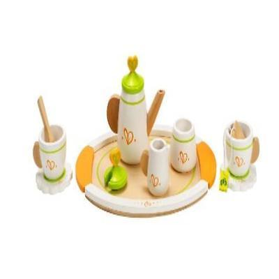 playfully delicious wooden play tea