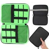 Rainproof Toilet Article Suitcase - Travel Cosmetic Bag Toil