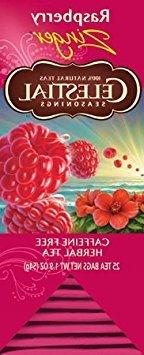 Celestial Seasonings Raspberry Zinger Herbal Tea,