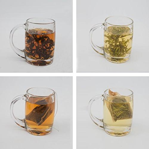 BetyBedy Tea Bags, Disposable Infuser, Capacity, for Loose Leaf Set (3.15 x