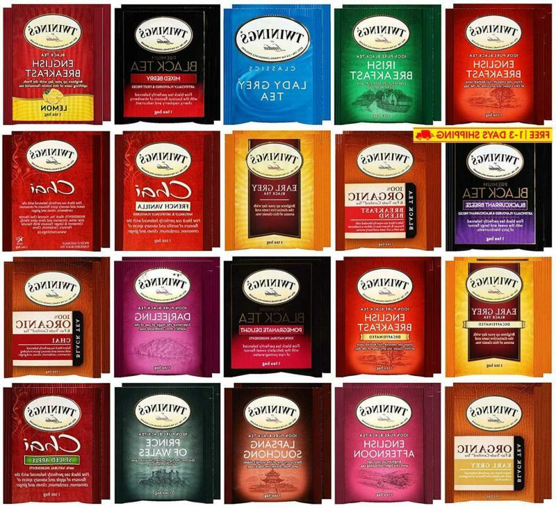 Twinings Tea Bags By The Honey