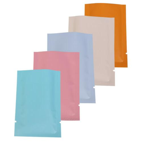 variety of colors for pastel flat foil