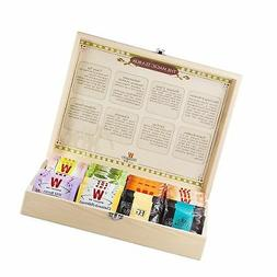 Wissotzky Tea Magic Tea Chest, Assorted Tea Gift Box Collect
