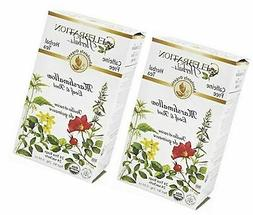 Marshmallow Leaf and Root Tea - 2 Pack