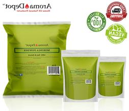 Moringa Oleifera Leaf Powder 100% Pure Natural Organic Super