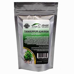 Moringa Peppermint Tea Bags, 30 Count, With Premium Organic