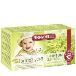 Teekanne Mother & Child Baby Fennel Tea 20 Tea Bags