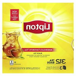 Lipton Natural Black Tea Bags Individually Wrapped  Serve Ho