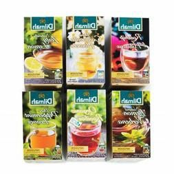 Dilmah Natural Herbal Infusion 20 Tea Bags Served Hot/Cold B