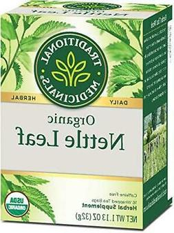 Traditional Medicinals Nettle Leaf, 16-Bag