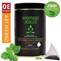 Nilgiri Tulsi Green Tea for Weight Loss & Immunity | 100% Na