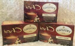 Twinings Of London  French Vanilla Chai  20 tea bags