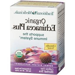Traditional Medicinals Organic Echinacea Plus Herbal Tea Bag