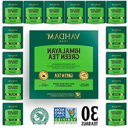 Organic Green Tea Leaves from Himalayas , 100% Natural Weigh
