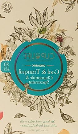 Cup Of Life Organic Herbal Tea! Choose From A Variety Of Fla