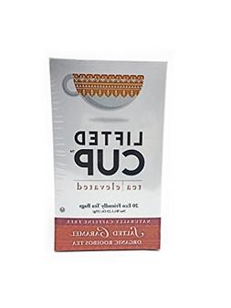 Lifted Cup Organic Rooibos Tea Salted Caramel, 20 Eco Friend