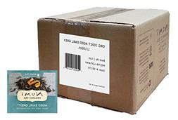 Numi Organic Tea Aged Earl Grey Black Tea, 100 Count Box of