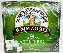 Newman's OwnOrganics Royal Tea, Organic Green Tea, 100-Count
