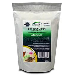 Pau D'Arco Tea 90 Premium Bags 100% Pure All-Natural Immune