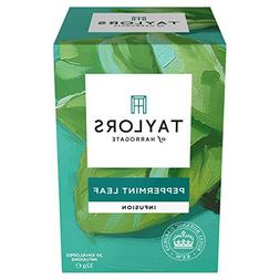 Taylors of Harrogate Peppermint Infusion, 20 Teabags
