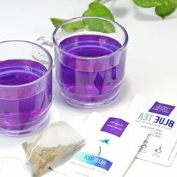 Purple Tea for Youth Renewal & Weight Loss  24 Tea Cups