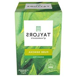 Taylors of Harrogate Pure Sencha Green Tea, 20 Teabags