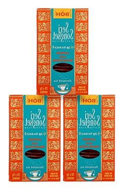 BOH Seri Songket Lemon with Mandarin, Flavoured Black Tea  -