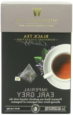 Wissotzky Tea Signature Collection Imperial Earl Grey Tea, 1