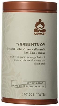 starbucks youthberry loose leaf tea