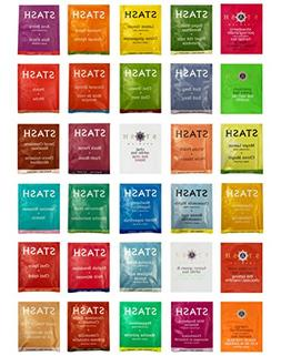Stash Tea Mixed Variety Assortment, Many Different Flavors t