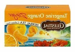 Celestial Seasonings Tangerine Orange Zinger Herb Tea - 20