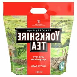 Taylors of Harrogate Yorkshire Tea 480 Tea Bags 480pk
