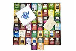 Twinings Tea Bags Sampler Assortment Variety Pack - 50 Count