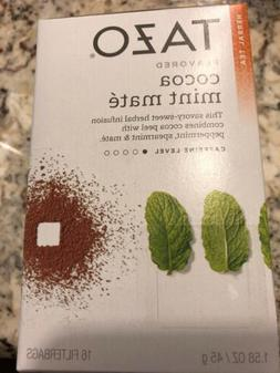 Tazo Tea Cocoa Mint Mate