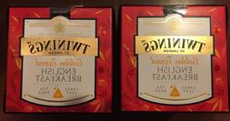 Twinings Tea Golden Tipped English Breakfast Discovery Colle