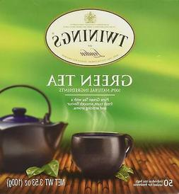 Twinings Tea – All Natural, Certified Kosher Green Tea Bag