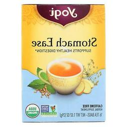 Yogi Teas Tea Stomach Ease Org