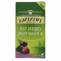 Twining's of London Green Tea And Forest Fruits 37.5 Gm 25 T
