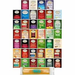 Twinings Coffee & Tea Gifts Assorted Bags Variety Pack - 40